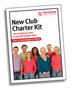 New Club Charter Kit Part 1