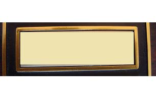 Honour Board Name Plates