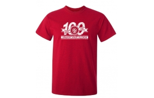 100th Anniversary Red T-Shirt